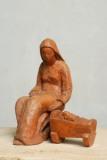 Vierge au berceau